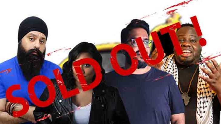 Desi Central Comedy Show – Solihull ** SOLD OUT – EXTRA SHOW ADDED  AT 21:00 **
