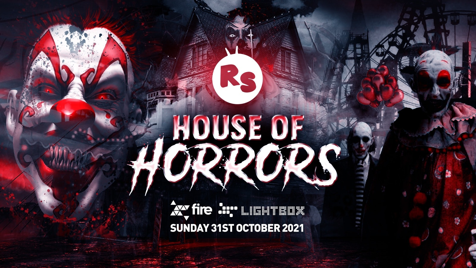Regression Sessions: House of Horrors Halloween 2021