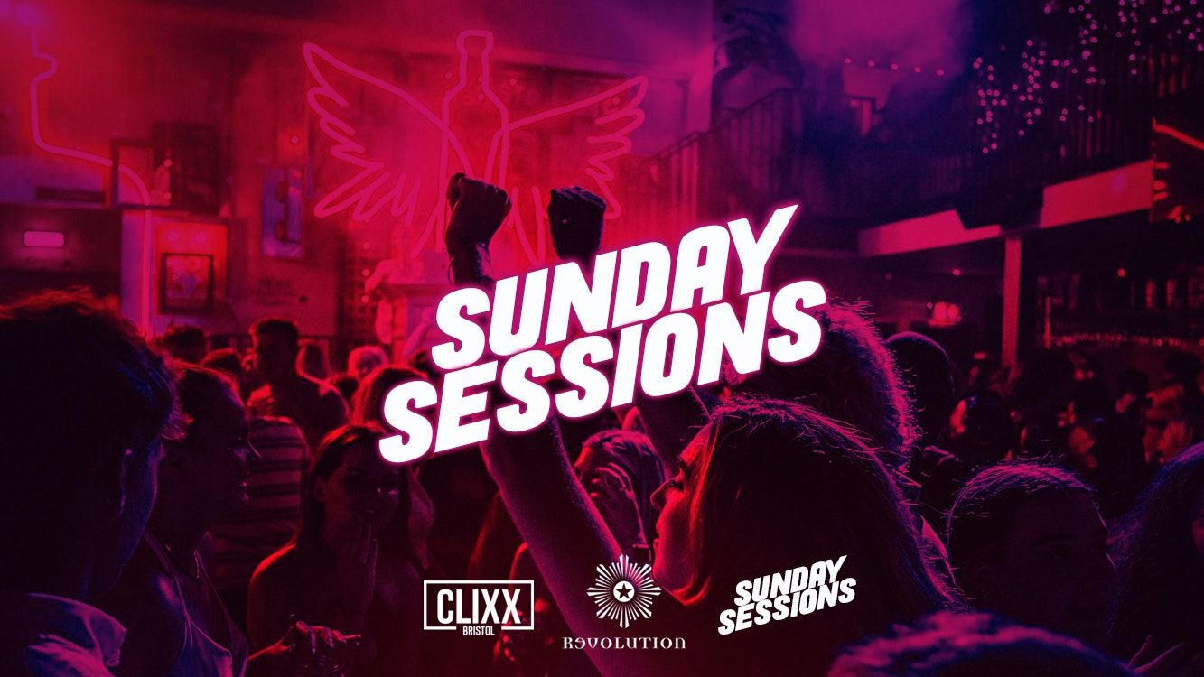 Sunday Sessions – FREE Shot with every ticket + £1.50 DRINKS