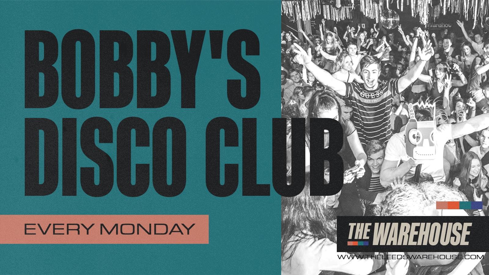 Bobbys Disco – Club