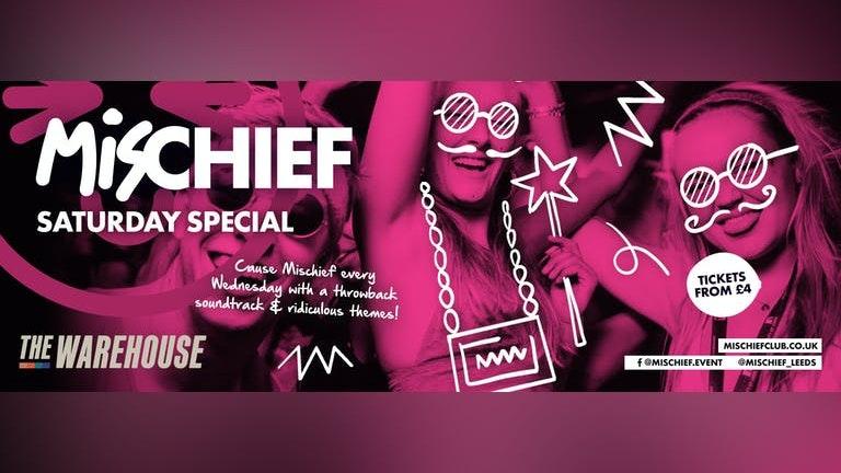Mischief | Saturday Special