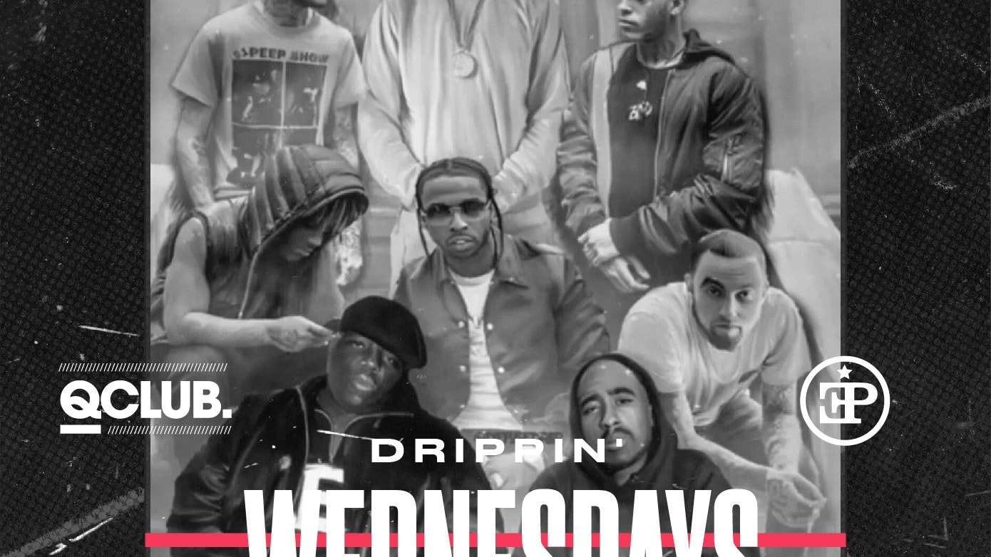 Drippin' Wednesdays – RIP Rappers