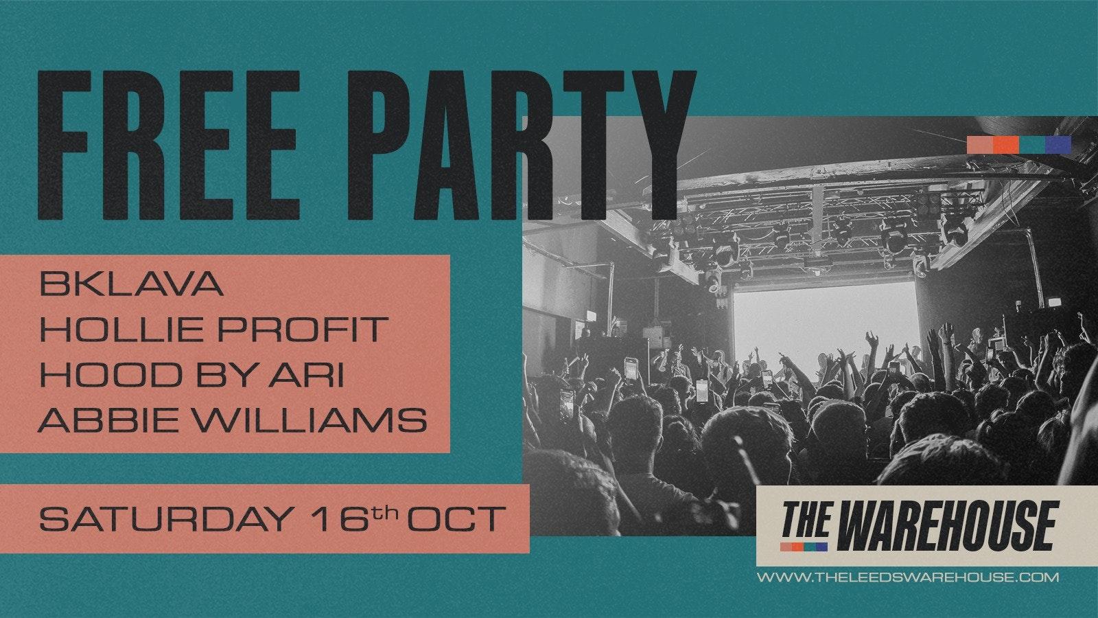 Free Party – Club