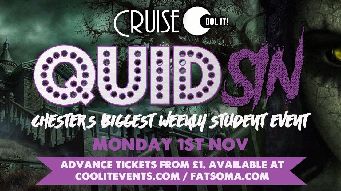 QuidSIN – Halloween Special