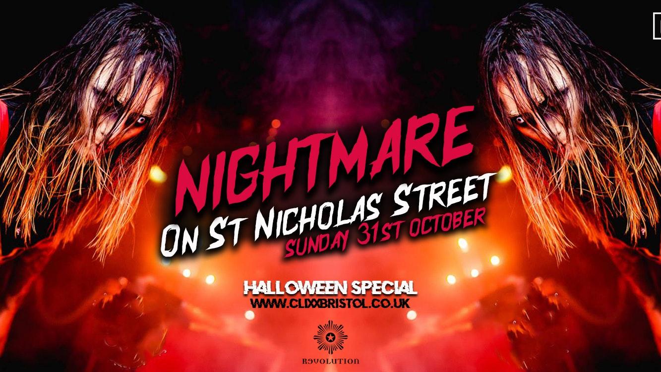 Nightmare On St Nicholas Street – Halloween 2021