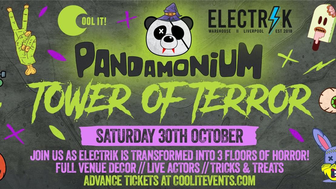 Pandamonium Saturdays : The Tower of Terror