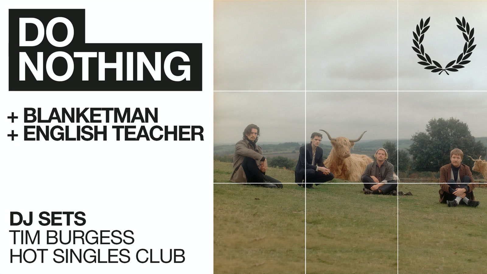 Fred Perry Subculture presents: Do Nothing