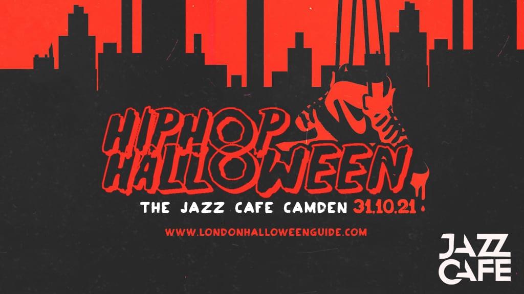 The Hip Hop Halloween – Jazz Cafe Camden London!