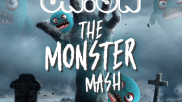 Union Tuesday's at Home // The Monster Mash