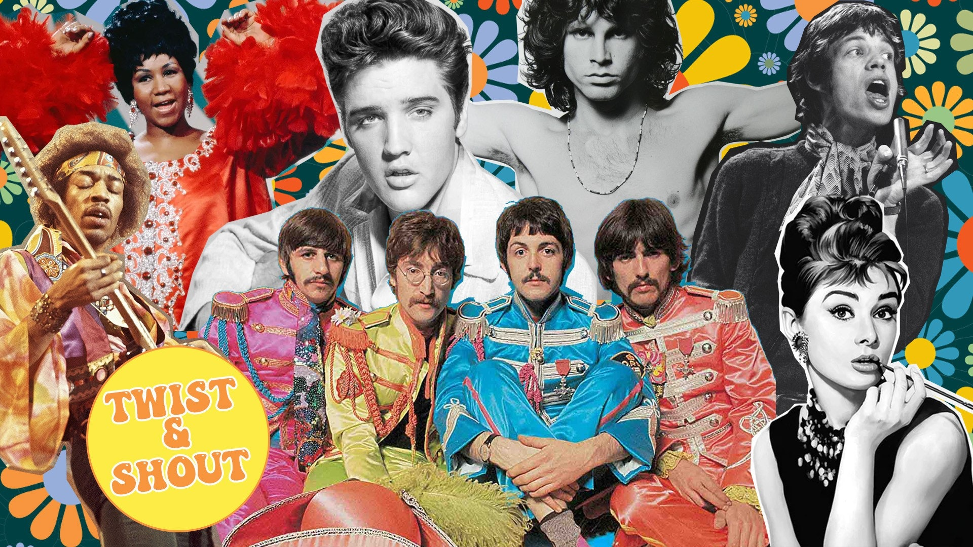 Twist & Shout – 60s Night