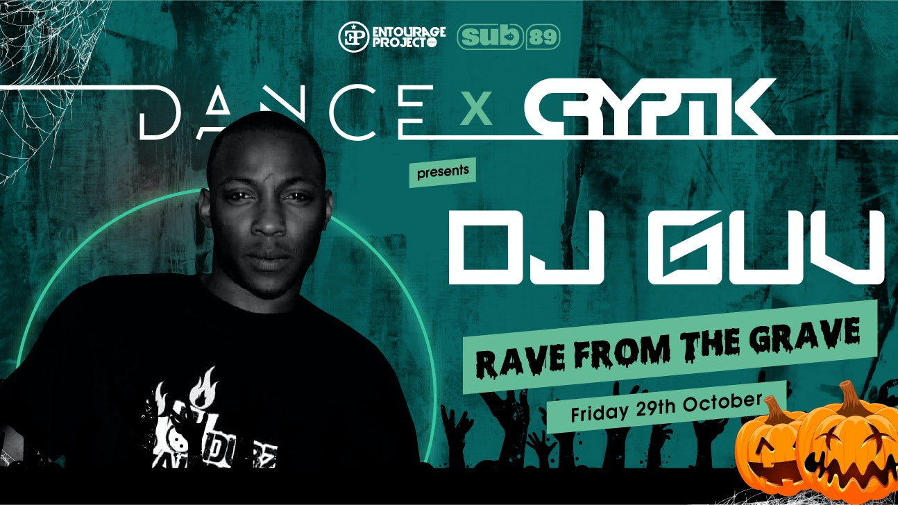 Rave From The Grave ~ DJ GUV