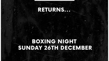 The Krazyhouse Reunion – Boxing Night