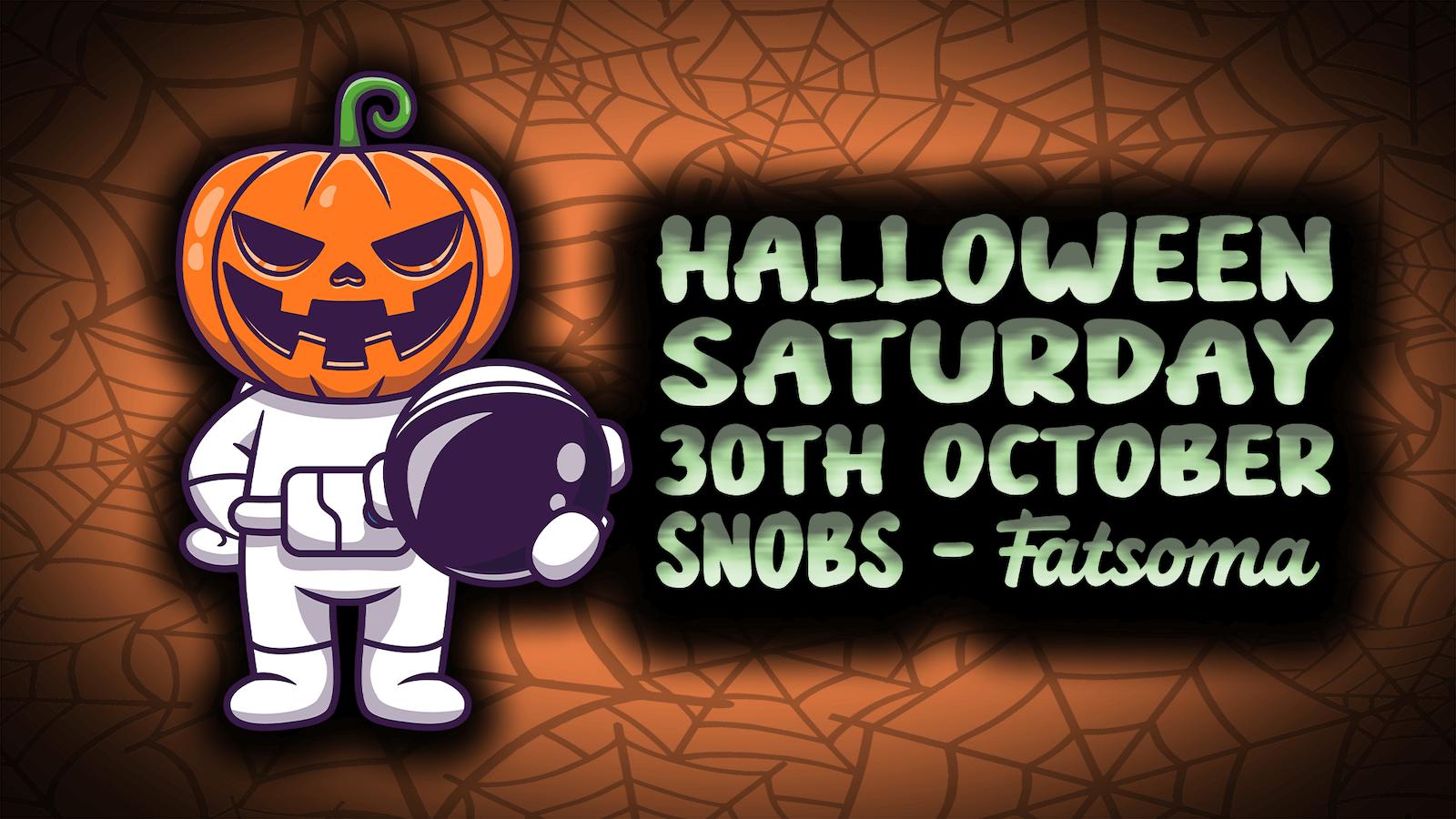 Halloween Loaded Saturday 30th October