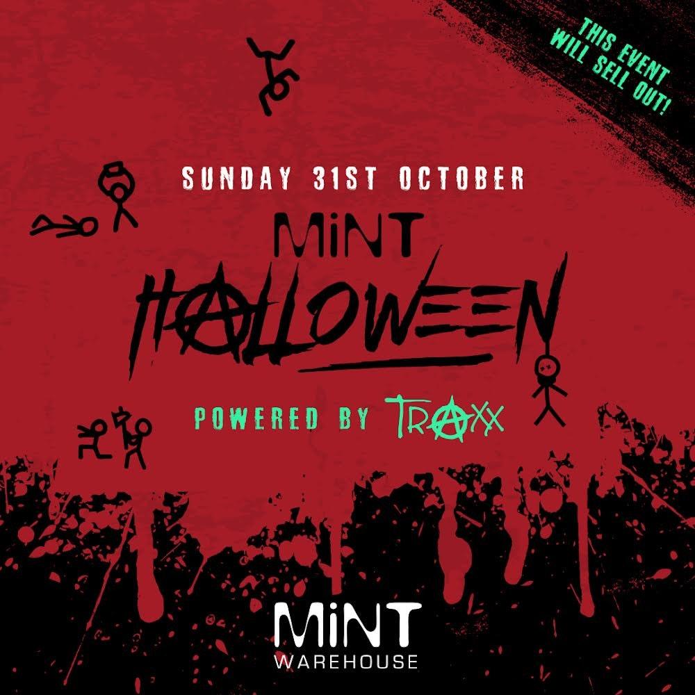 Mint Halloween powered by Traxx