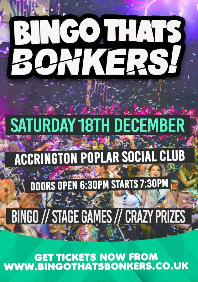 Bingo Thats Bonkers Accrington