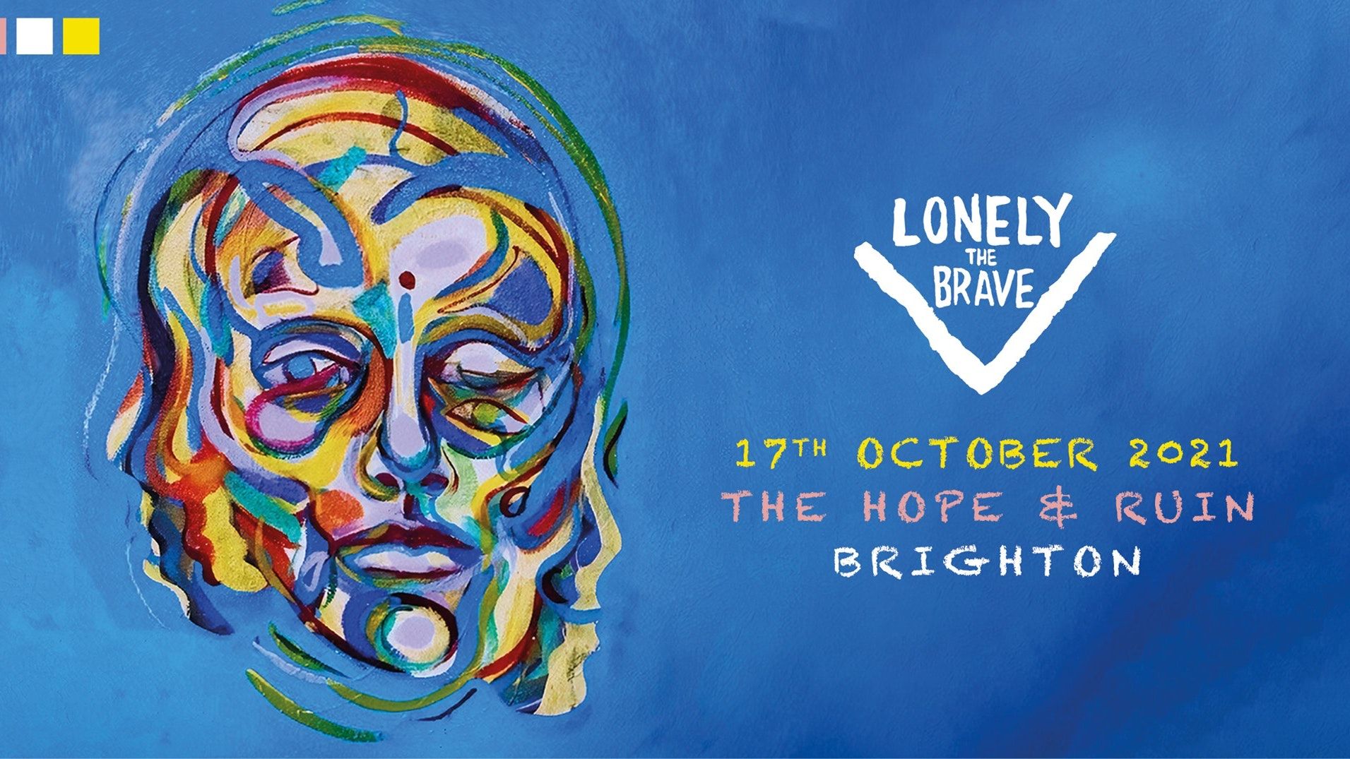 Lonely The Brave *RESCHEDULED*