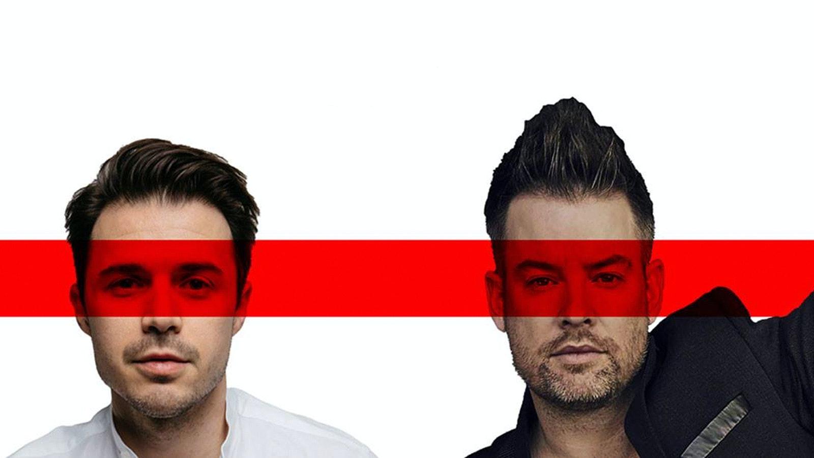 Dave + Kris Go To Europe Acoustic Tour