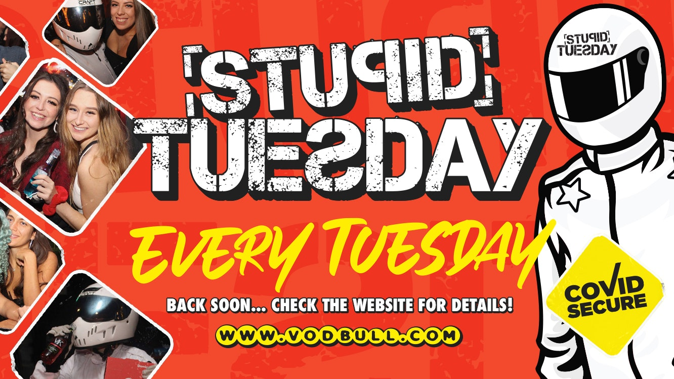 Keep your eyes peeled!! STUPID TUESDAY will be back soon!!