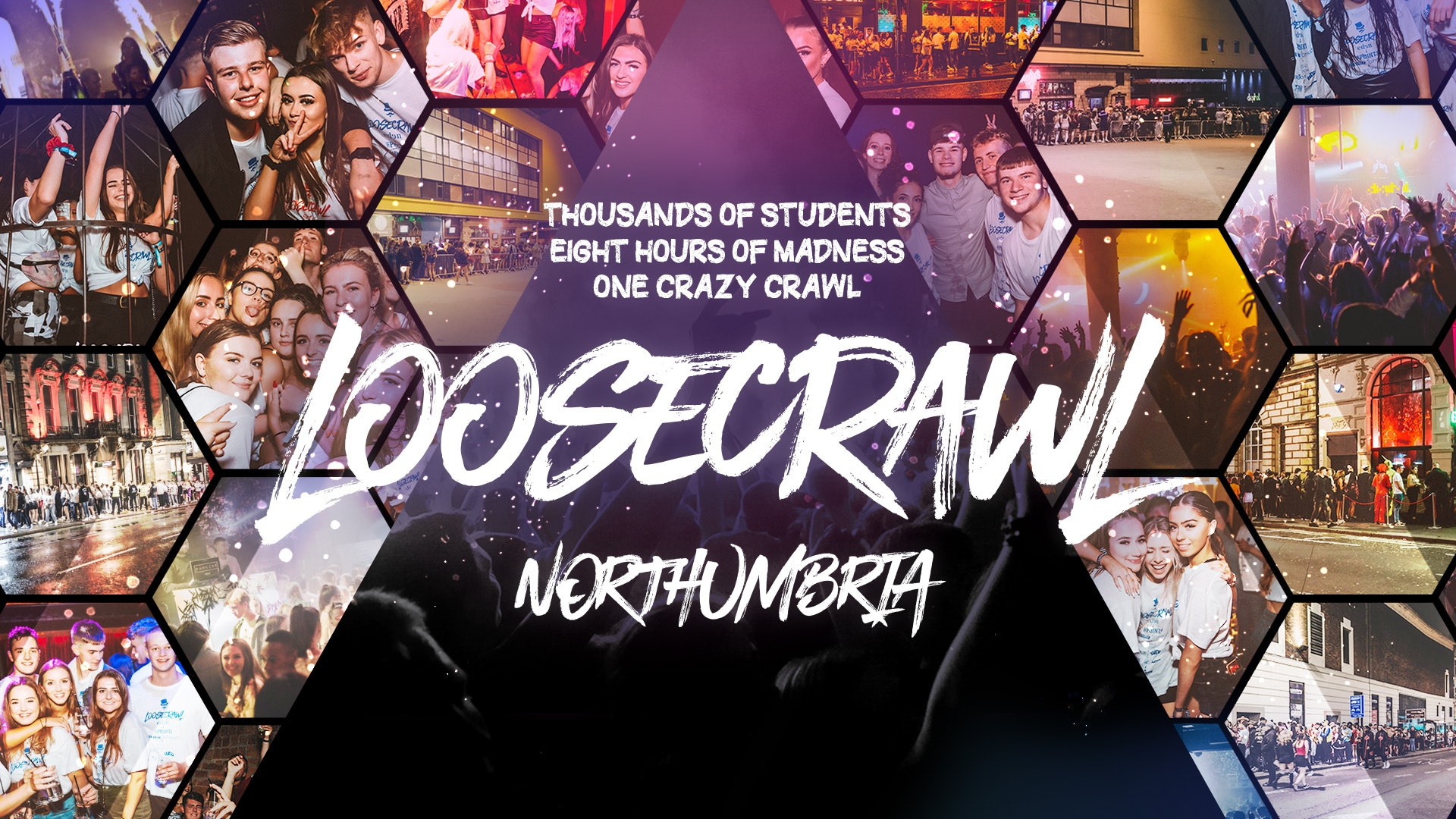 LooseCrawl   Northumbria University Freshers I 2021