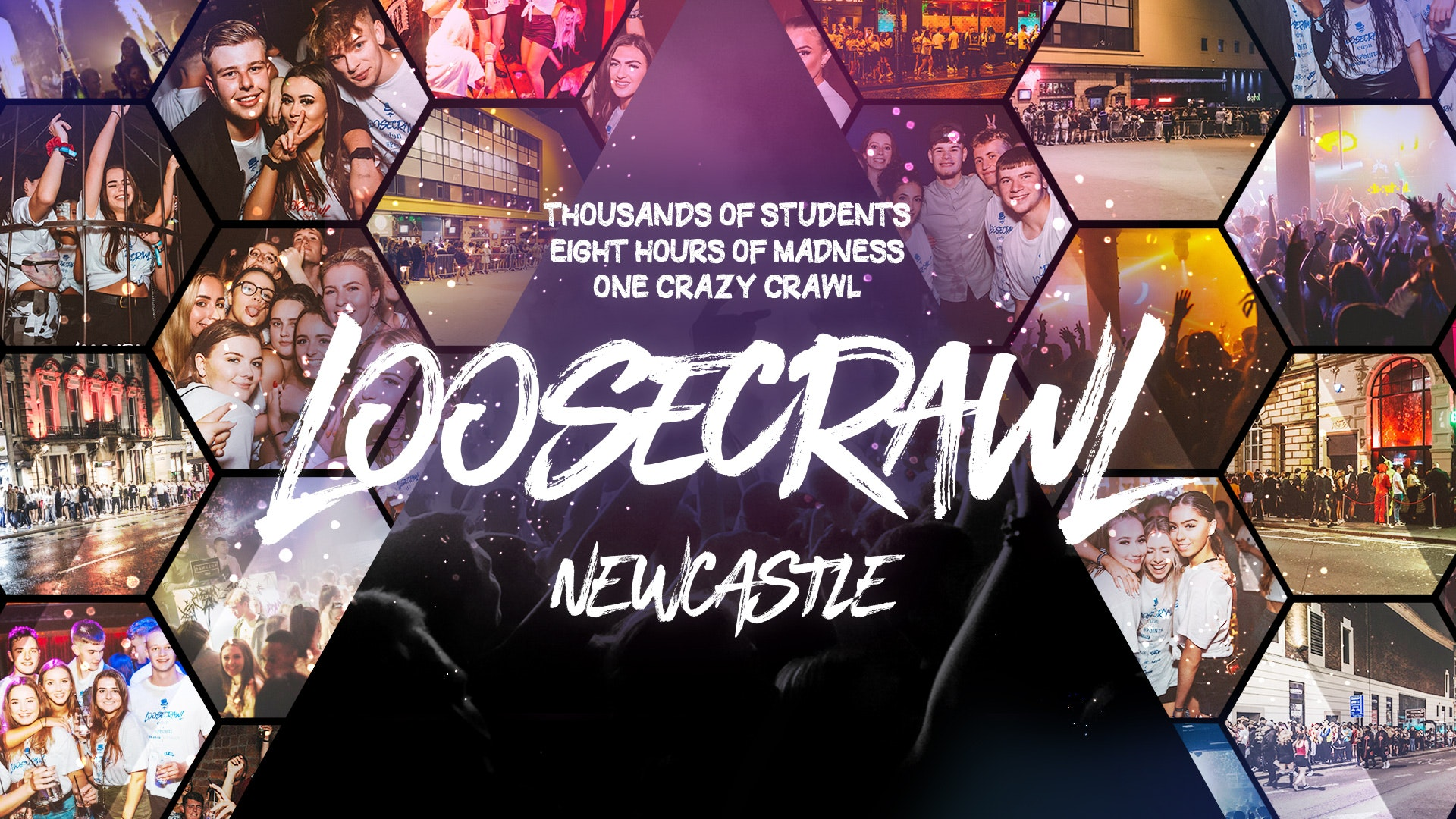 LooseCrawl   Newcastle University Freshers I 2021