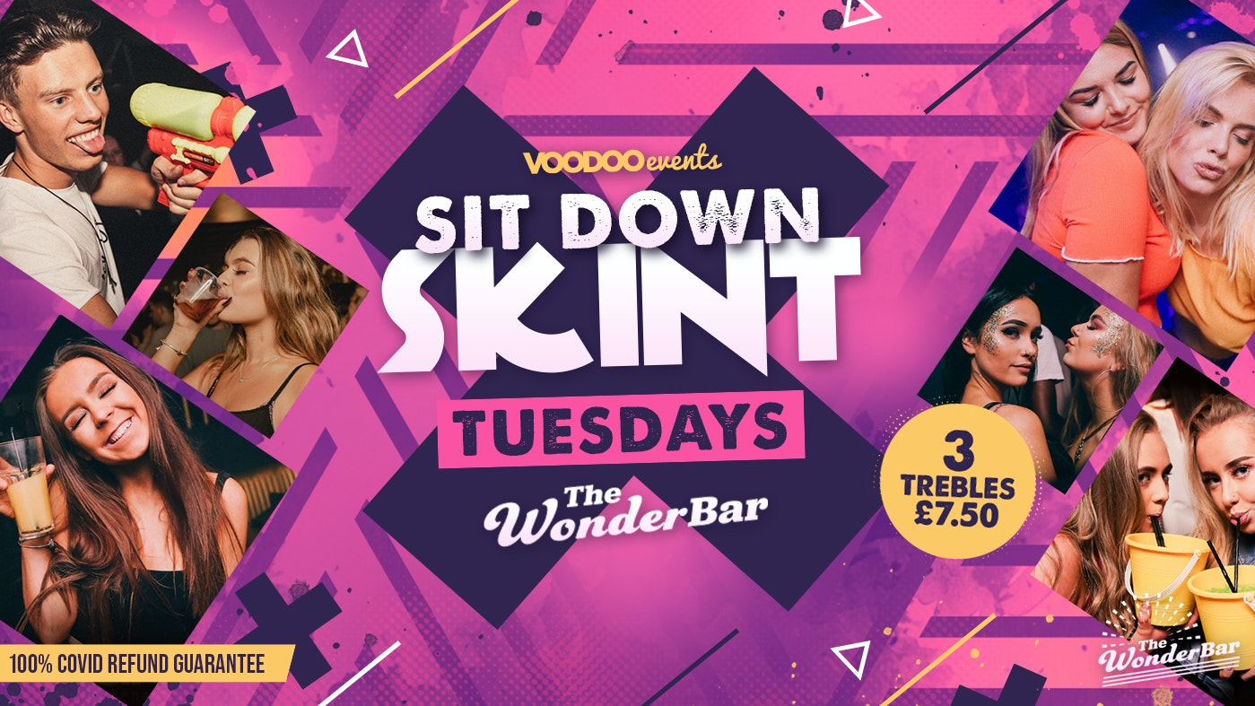 Sit Down Skint (Tuesday)