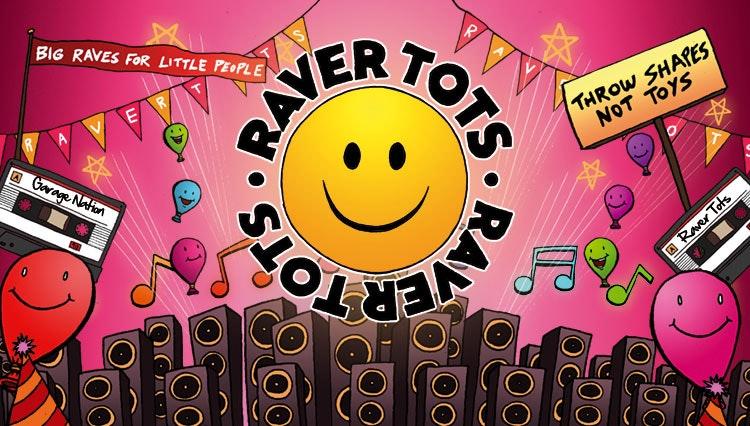 Raver Tots Manchester
