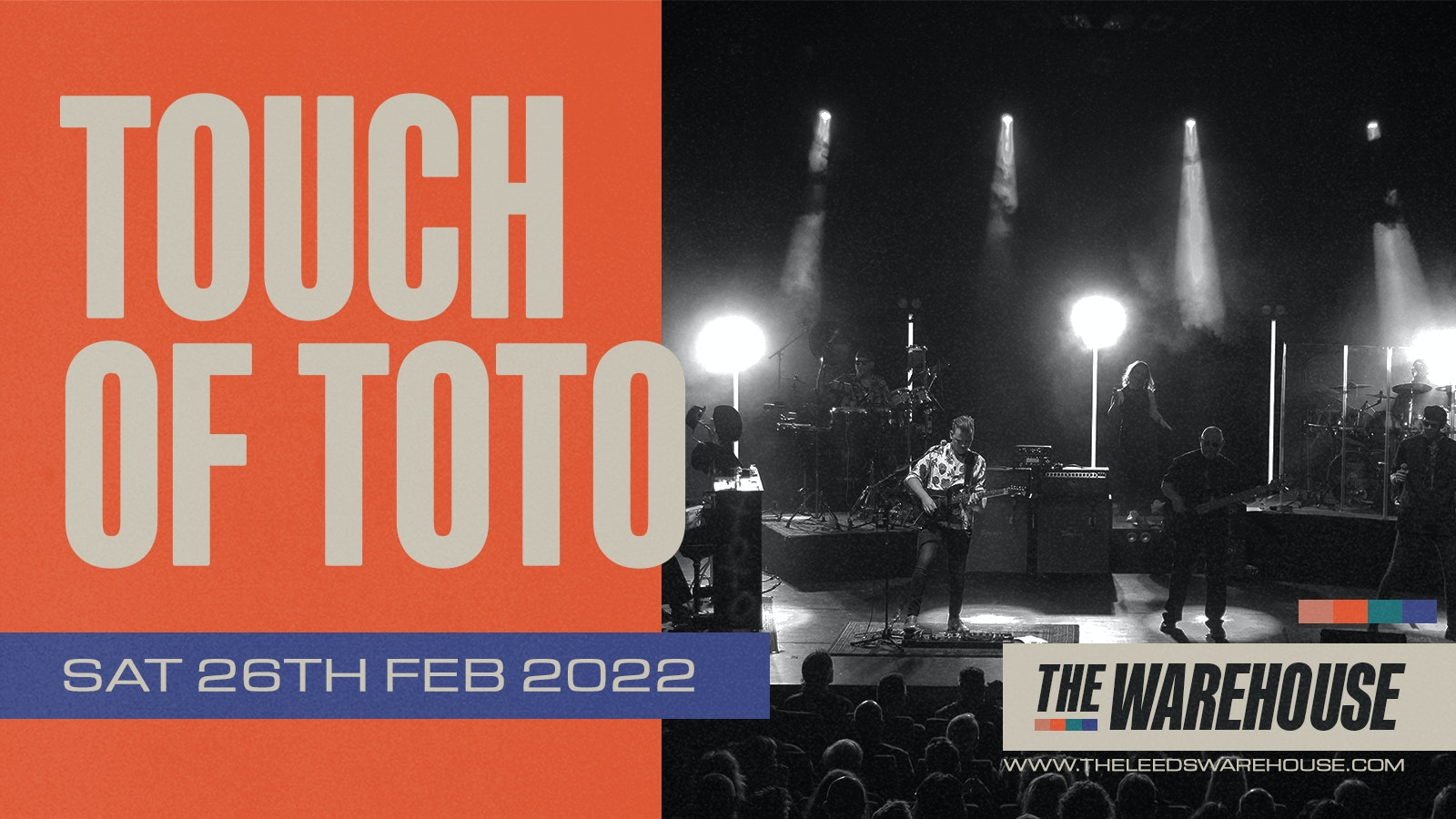 Touch of Toto – Live