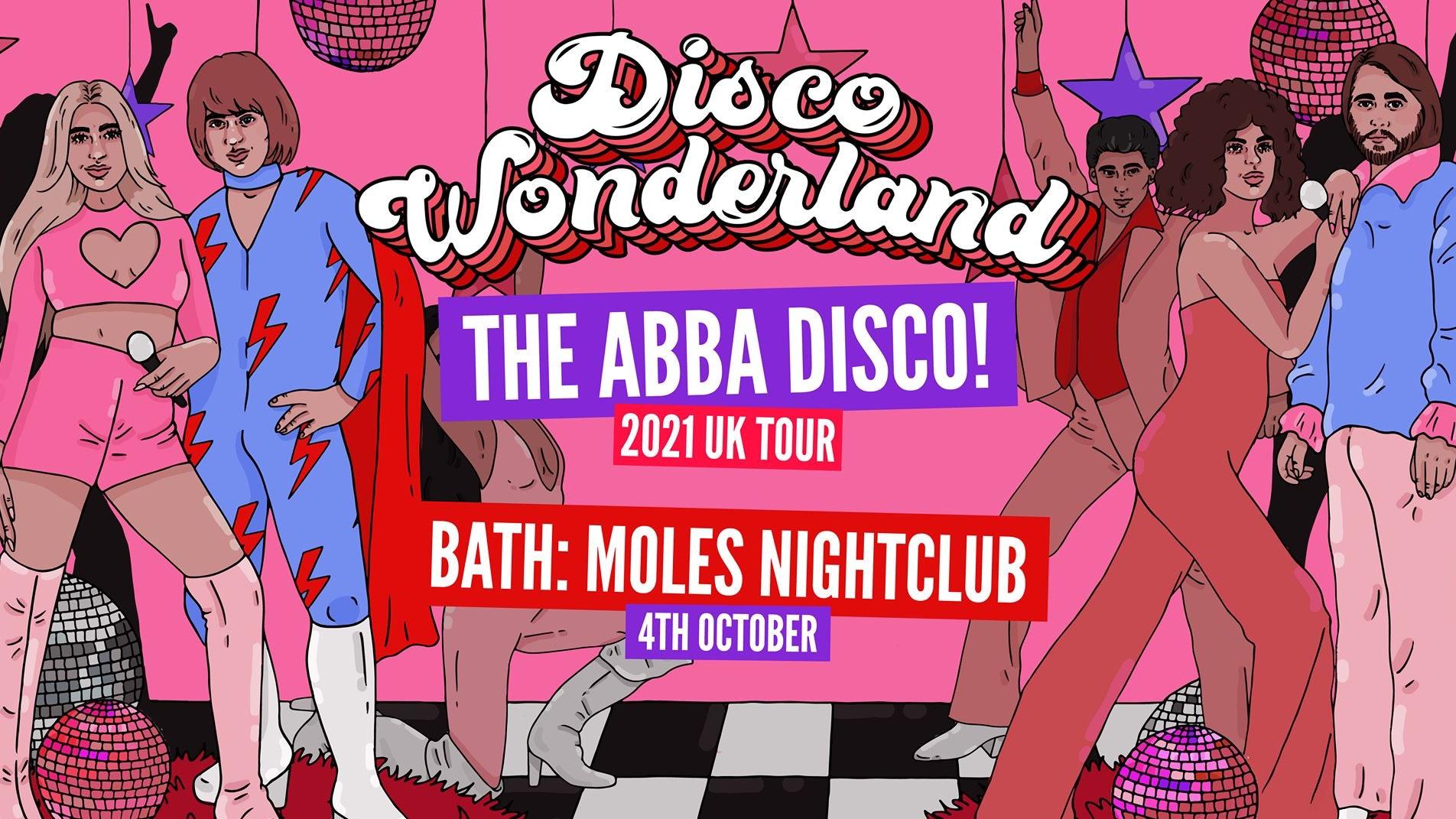 ABBA Disco Wonderland: Bath