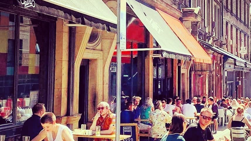 Outdoor seating open – no bookings required!