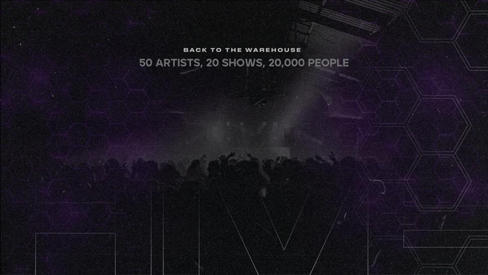 HIVE Warehouse – FREEDOM Rave – HEADLINER TBA – Sat 26 June – ON SALE NOW