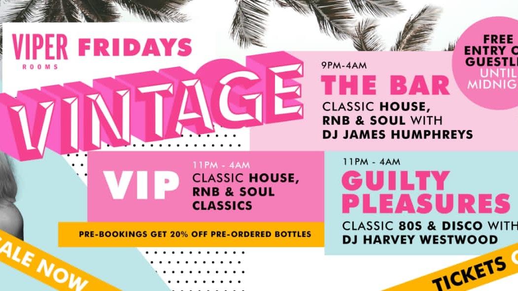 Fridays: Vintage