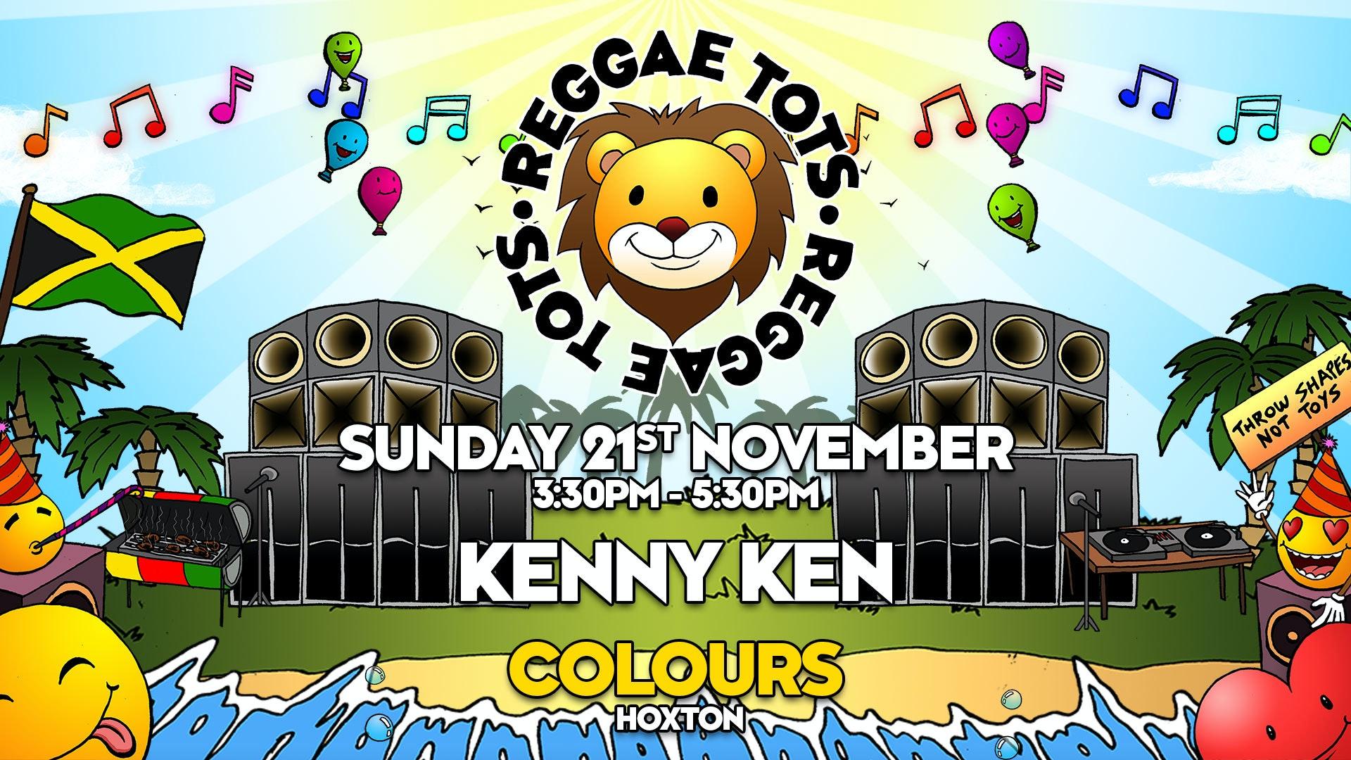Reggae Tots!