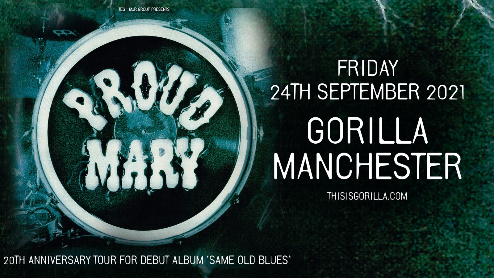 Proud Mary – 20th Anniversary Tour