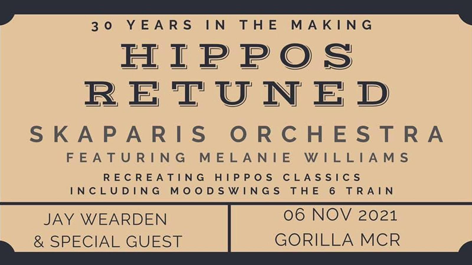 Hippos Retuned
