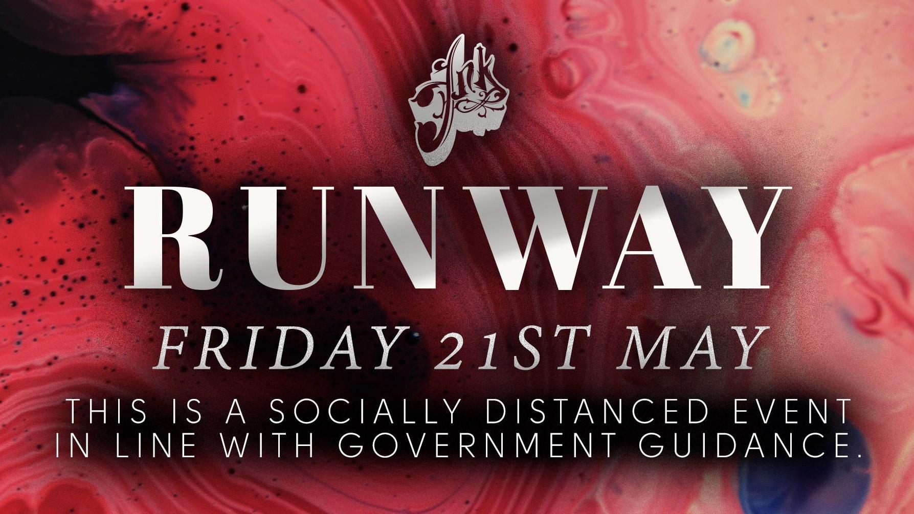 Runway Fridays – Reopening Party