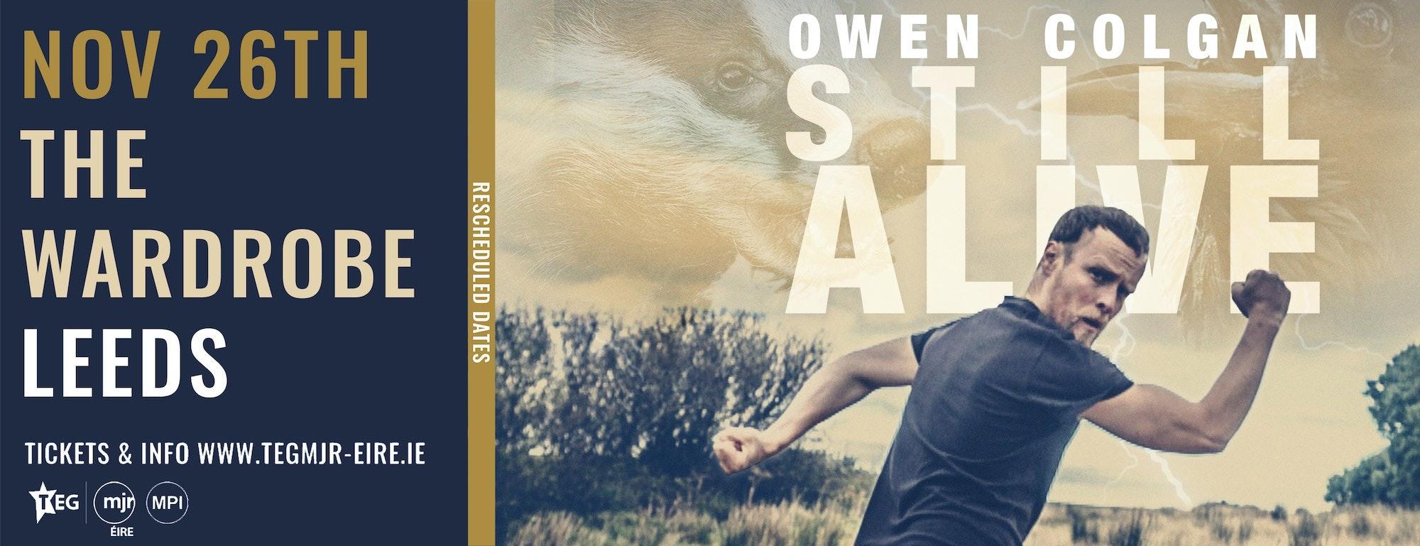 Owen Colgan's 'Still Alive' – Live