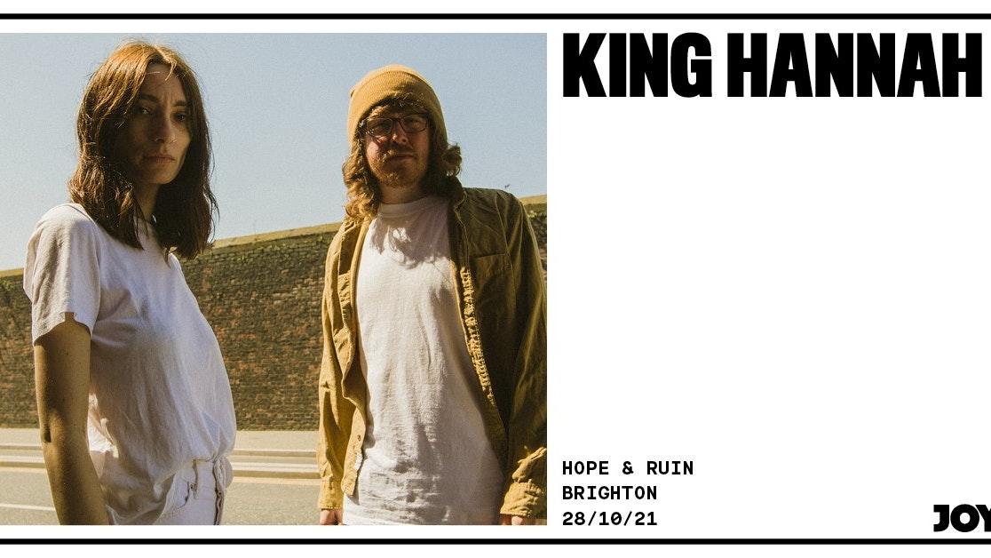 King Hannah