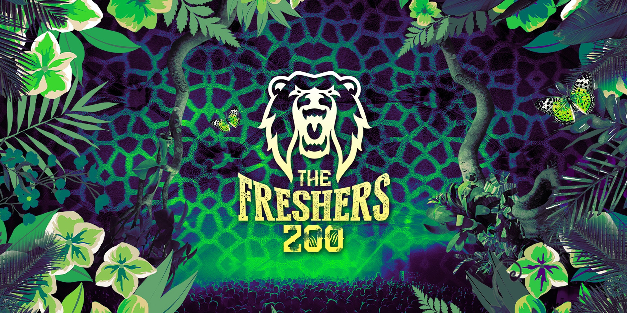 The Freshers Zoo | Coventry Freshers 2021