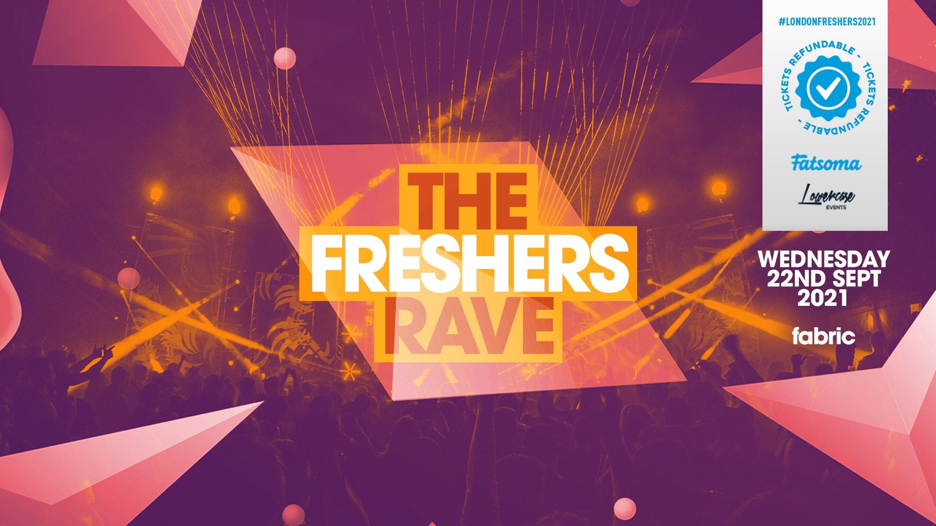 THE 2021 FRESHERS RAVE! // FRESHERS WEEK 1 DAY 4