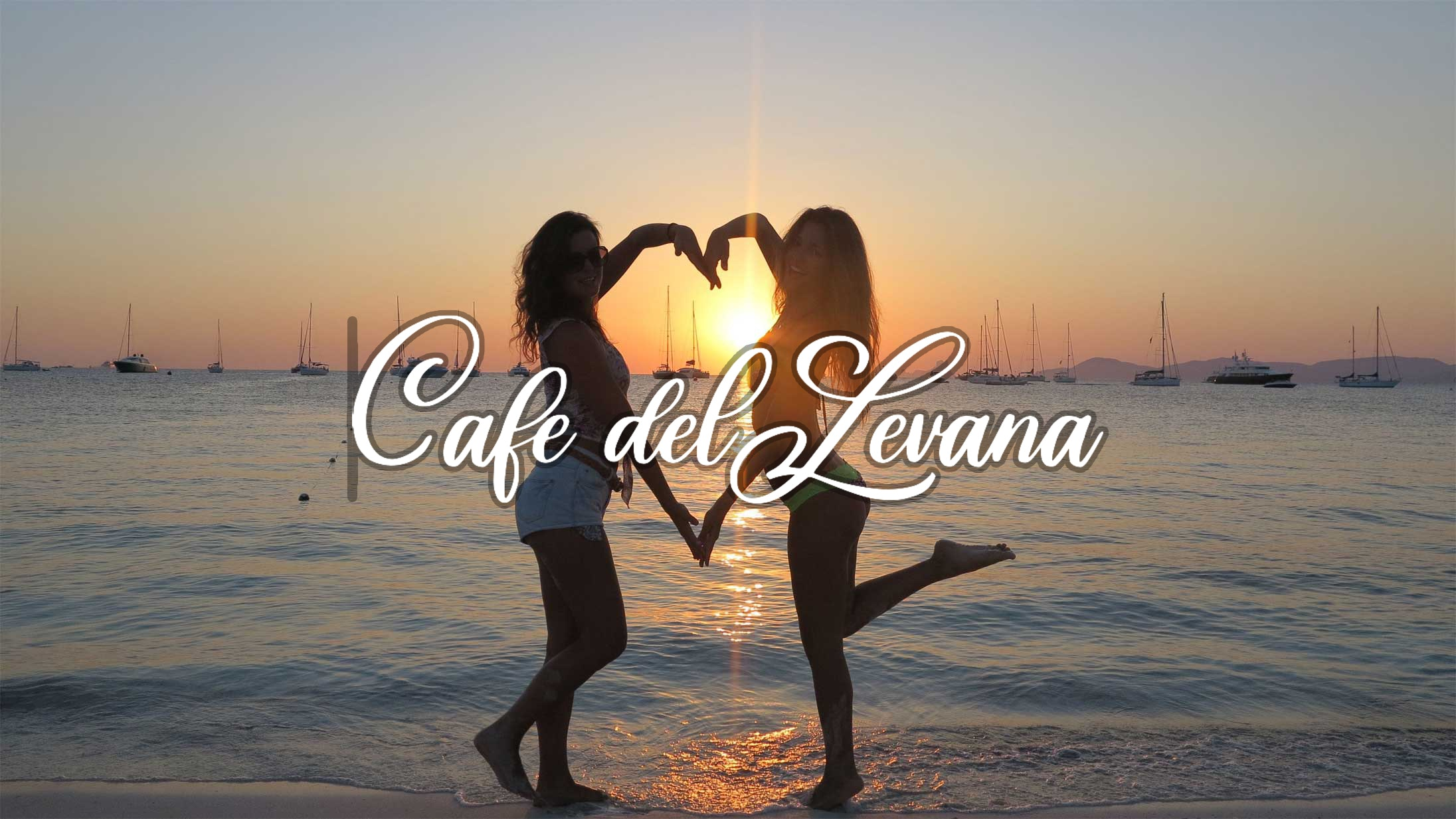 IBIZA Sunset Terrace Party – Cafe del Levana! [90% Sold Out!]