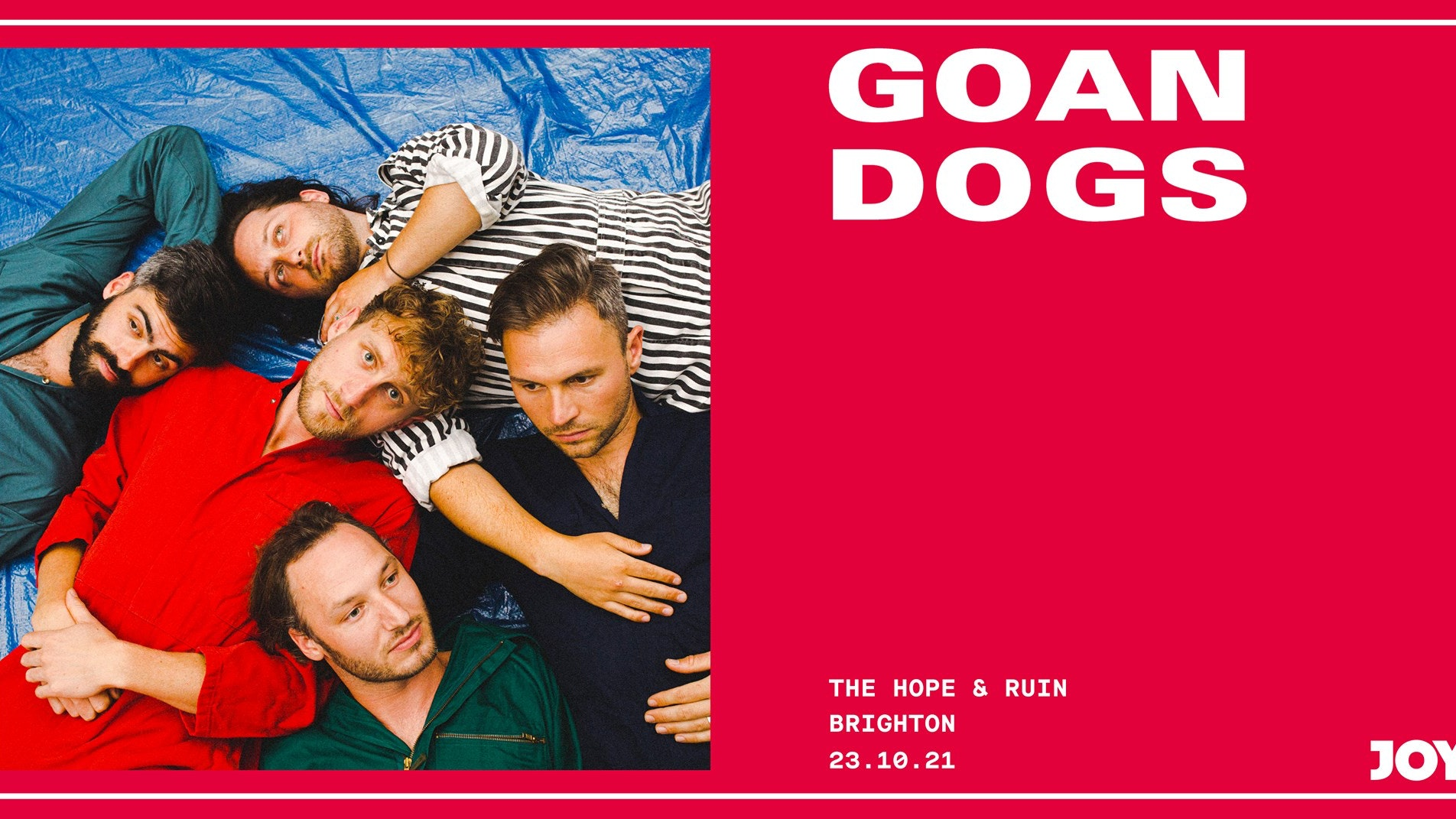 Goan Dogs + support