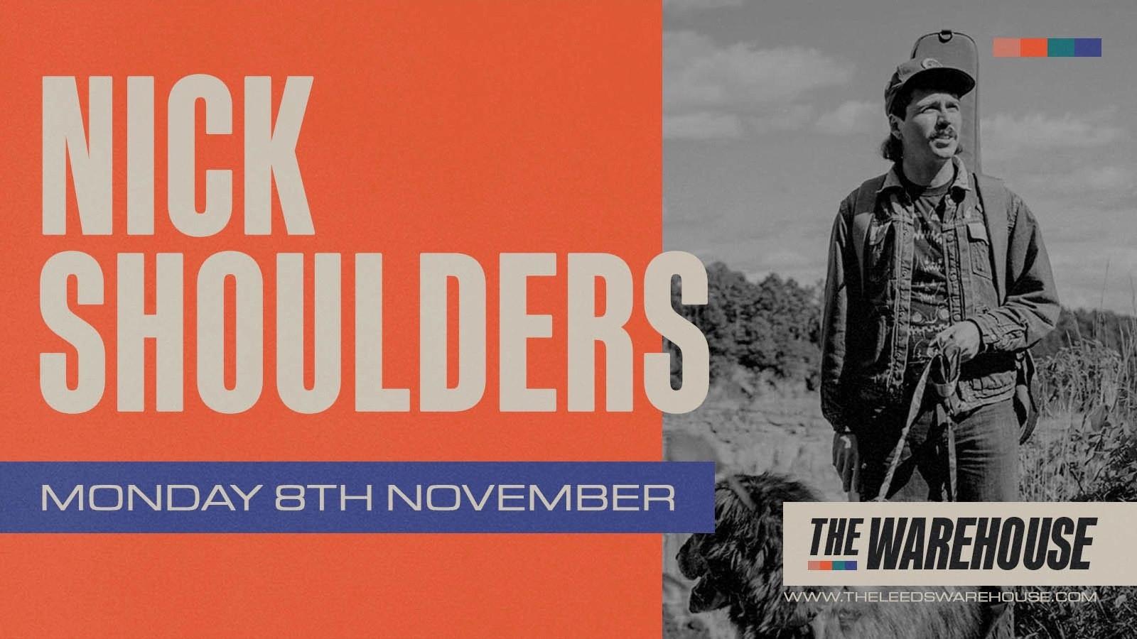 Nick Shoulders – Live
