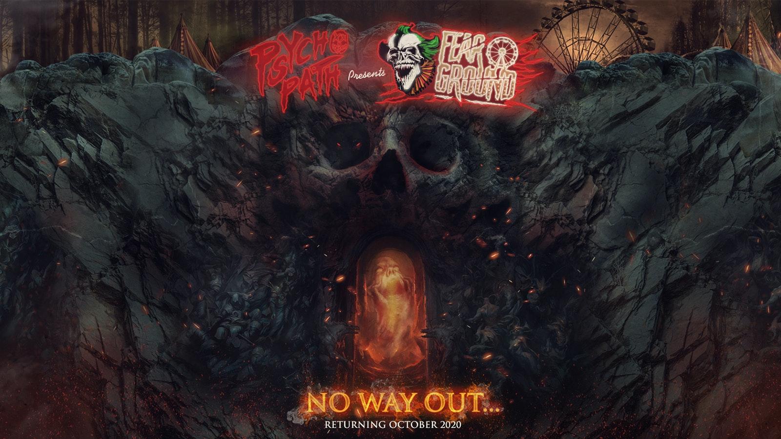 Psycho Path – Sunday 31st October 2021