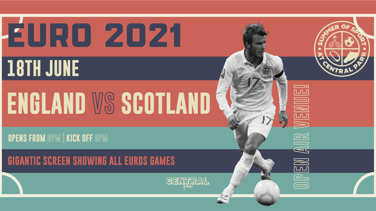 England vs Scotland – Friday 18th June – Euro 2021
