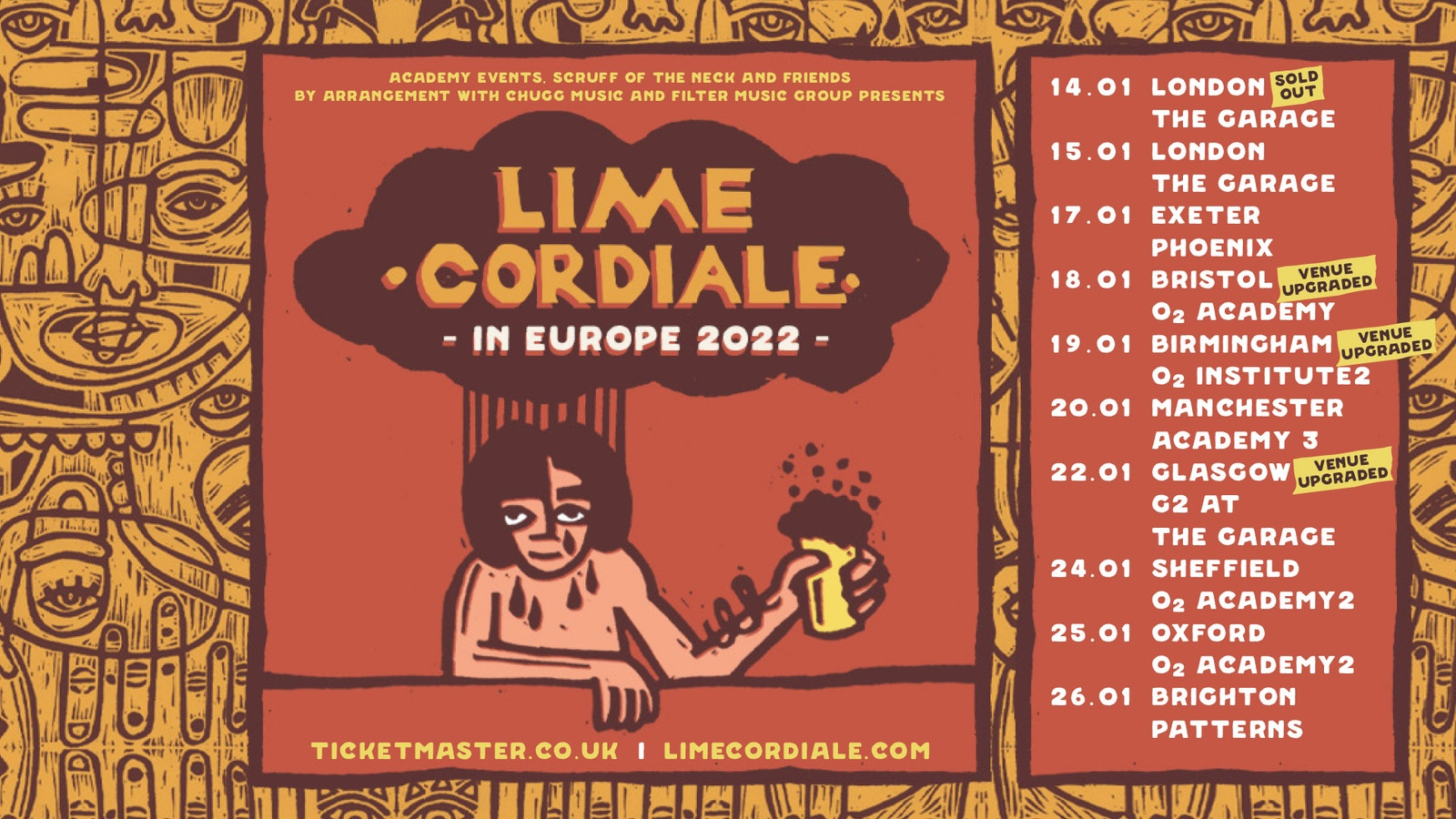 Lime Cordiale | Manchester, Academy 3
