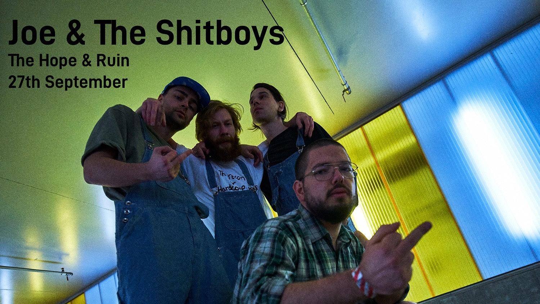 Joe & The Shitboys + Lambrini Girls