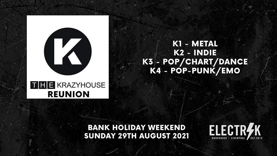 The Krazyhouse Reunion