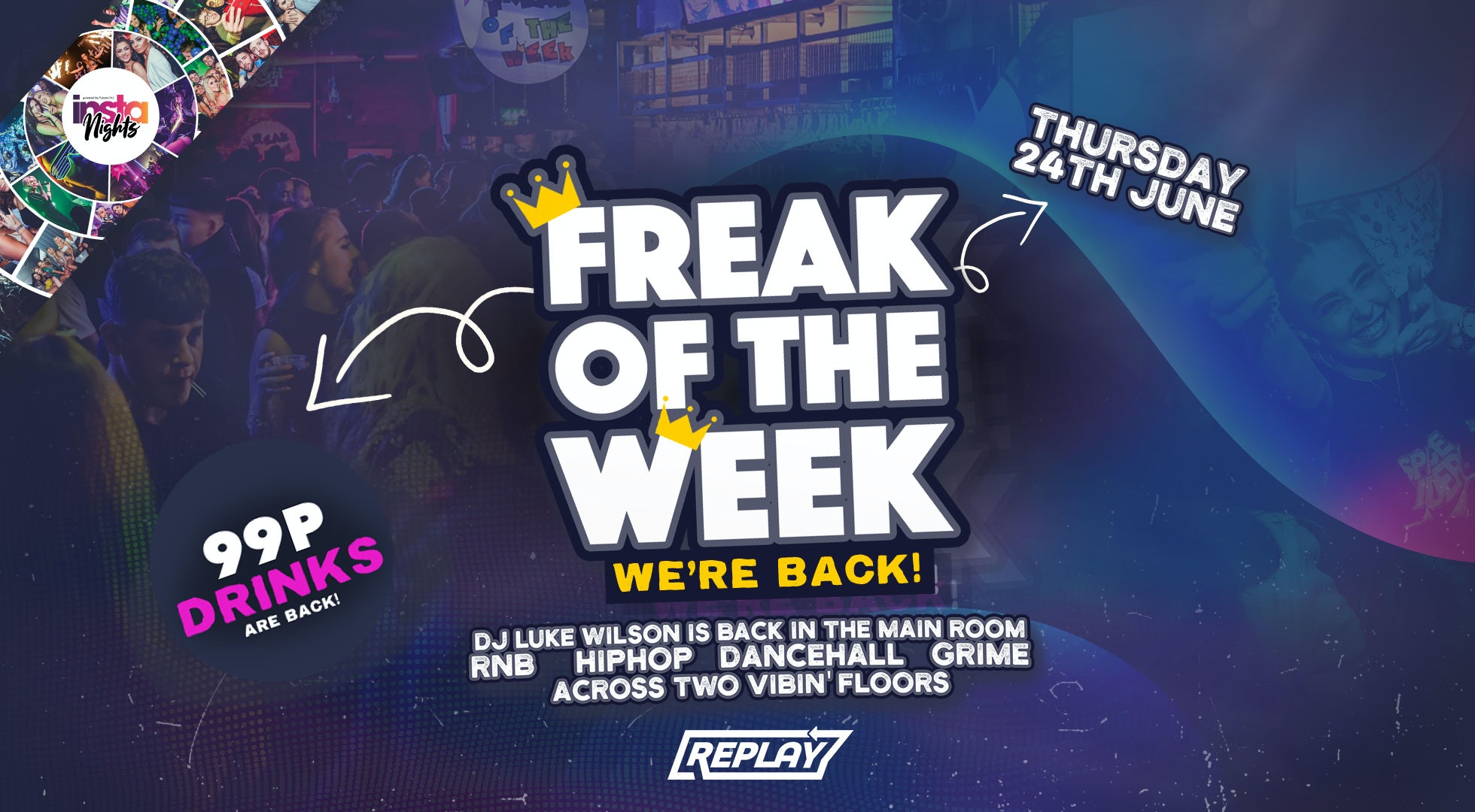 Freak Of The Week *Its BACK* Thursday 24th June 2021