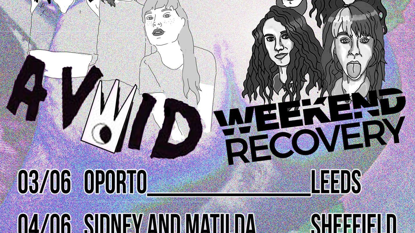 ​  Weekend Recovery & friends Socially Distanced & on #OportoTV