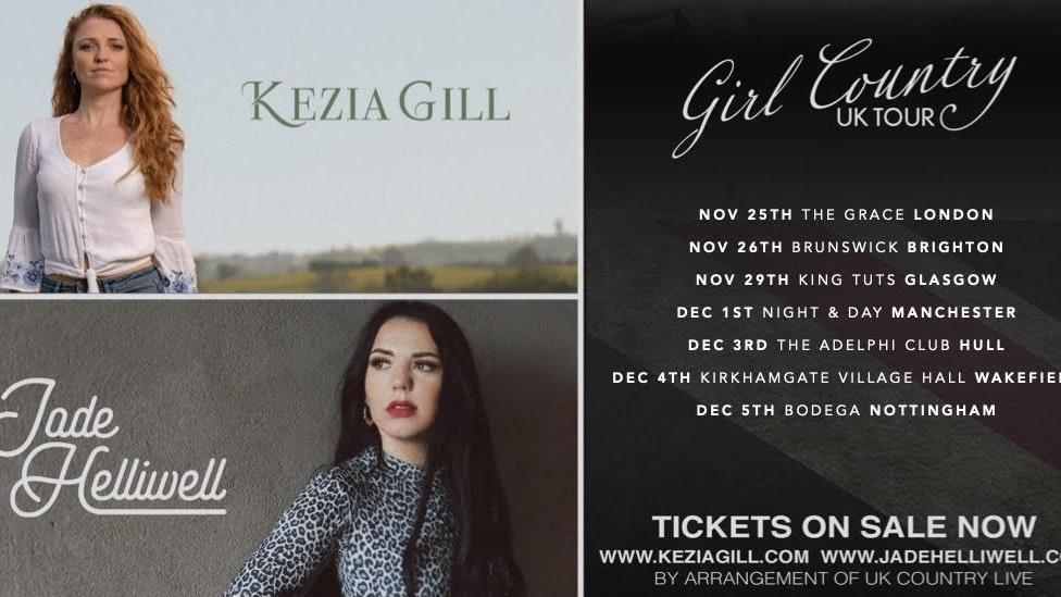 Jade Helliwell & Kezia Gill – Brighton